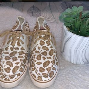 Sperry Top Sider Angelfish Loafer Animal Print